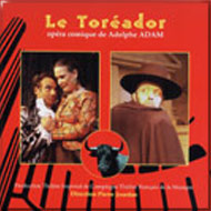 cover of compact disc Le Toréador 15 Kb