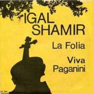 cover of vinyl single Igal Shamir - 15 Kb