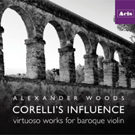 cover cd  Corelli's influence 15kB