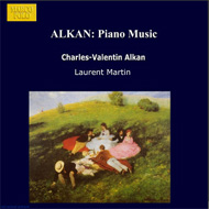 cover of Alkan release by Marco Polo 15 Kb