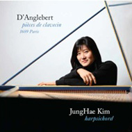cover of cd d'Anglebert Kim - 15 Kb