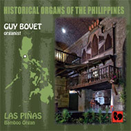 cover Bamboo organ  Guy Bovet15 kB