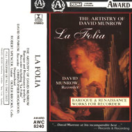cover of tape David Munrow 15 Kb
