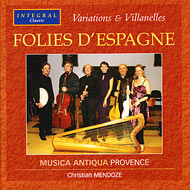cover of cd Musica antiqua Provence 15 Kb