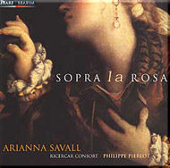 cover cd Arianna Savall - 16kB
