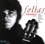 cover of cd Folías Attademo - 15kB