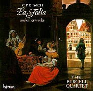 cover of The Purcell Quartet - 23kB