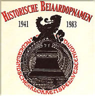 cover of cd Historische beiaardopnamen 1941-1983 - 15 kB
