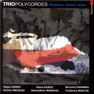 compact disc Trio Polycordes - 15Kb