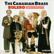 cover of Canadian Brass cd - 12kB