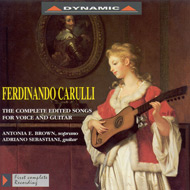 cover cd Carulli