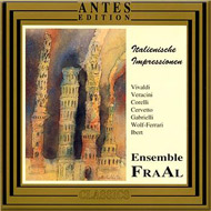 cover of cd Ensemble Fraal 15 Kb