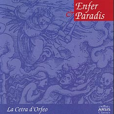 cover cd La Cetra d'Orfeo 15kB