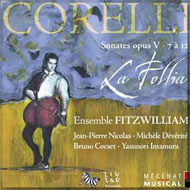cover of cd Ensemble Fitzwilliam 15 Kb