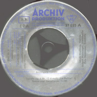 cover of single vinyl Grehling 15 Kb