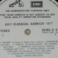 label of LP cd Ida Haendel 15 Kb