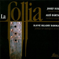 cd Suk-Barta of Corelli's Follia 15 kB