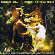 cover  cupdisk Tangerine Dream  - 13 Kb