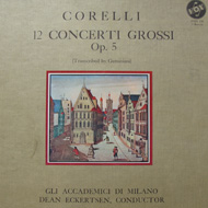 cover of lp-box Gli Accademici 10 Kb