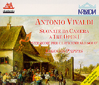 cover of cd Pappas - 40 Kb