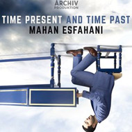 cover of compact disc Maham Esfahani - 15Kb