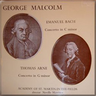 cover of lp Malcolm 15kB