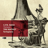 cover of cd Tini Mathot 15kB
