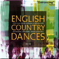 cover cd re release English Country Dances - 15kB