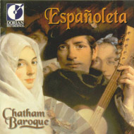 cover cd Chatham Baroque 15kB