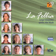 cover cd Musikschule Bonn - 15kB