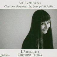 cover cd Pluhar and l'Arpeggiata - 15kB