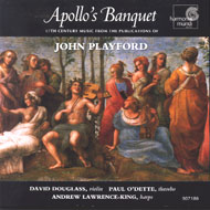 cover cd Apollo's Banquet 15kB