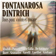 cover of cd Fontanarosa - 15 Kb