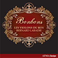 cover of Labadie, Les Violons du Roy - 15Kb