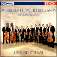 Cover CD I Solisti Italiani 15 kB