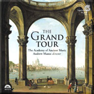 cover of cd The Grand Tour - 13Kb