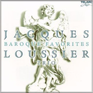 cover of Jacques Loussier Trio - 15kB