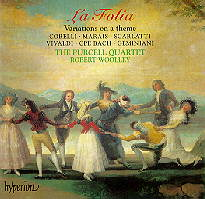 cover cd The Purcell Quartet - 25 Kb