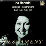 cover of cd Ida Haendel - 15 Kb