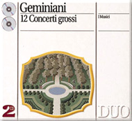 cover double cd I Musici Geminiani - 15kB