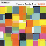 Foliations by Stockholm Chamber Brass - 16kB