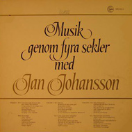 3 LP-set Johansson 15kB