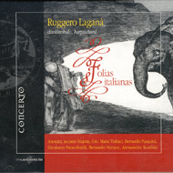 cover of cd Lagan&agrave 15kB