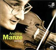 cover of cd Manze - 18Kb