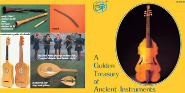 cover A golden treasury of ancient instruments 25kB