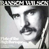 cover lp Ransom Wilson 15kB