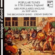 Cover cd The Broadside Band - 15kB
