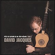 cover cd Pi�ces De Guitarre De Mr. R�my M�dard by David Jacques