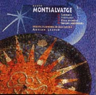 cover cd of Montsalvatge - 20 kB