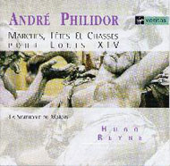 cover CD Philidor - 15kB